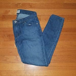 Women's Hudson Krista Super Skinny Crop jeans